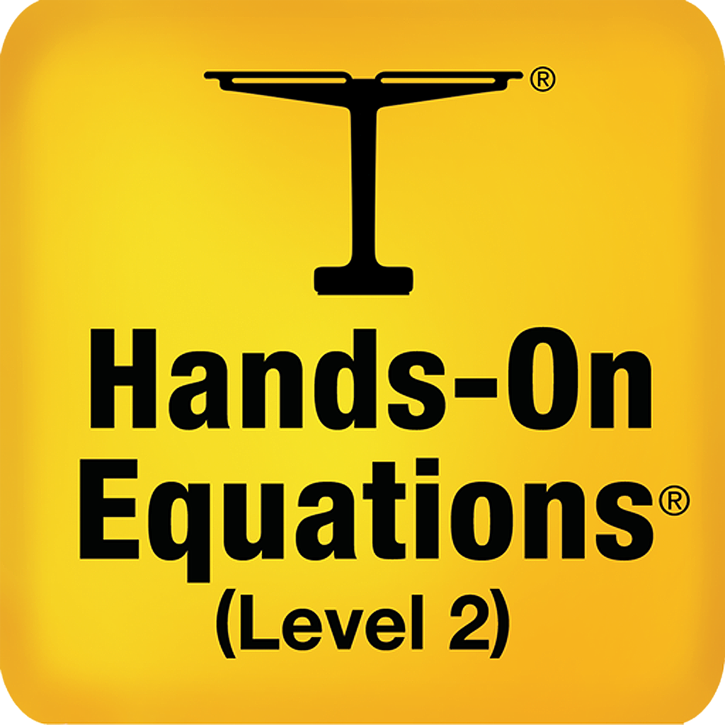 Hands-On Equations 2 - The Fun Way to Learn Algebra