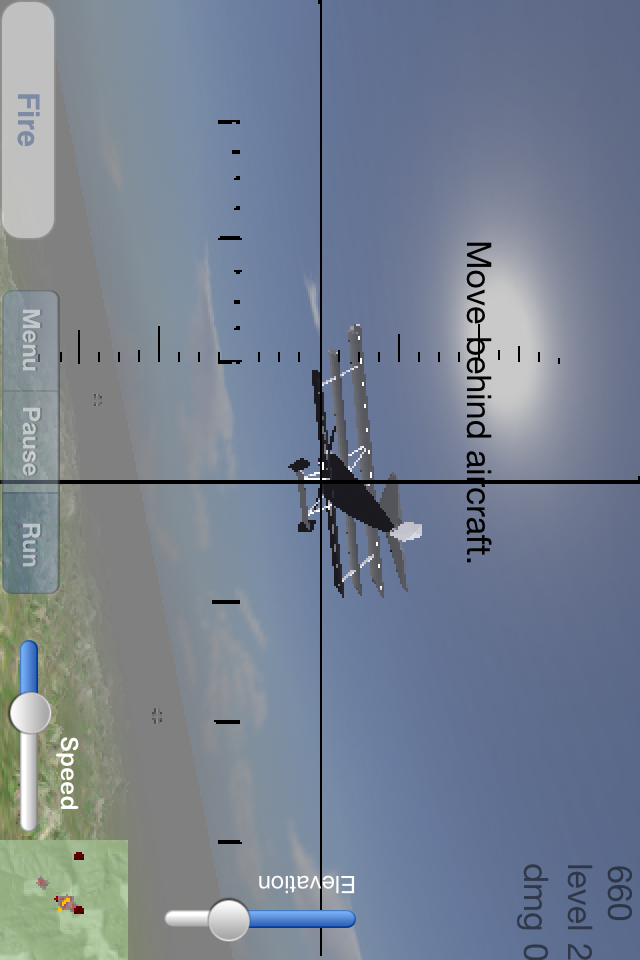 Screenshot World War I Planes Battle 3D