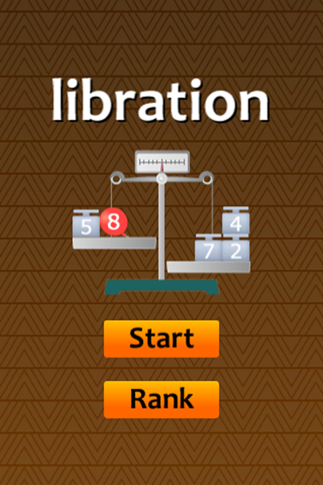 Screenshot libration